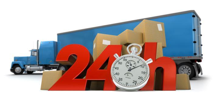 transporte 24 horas